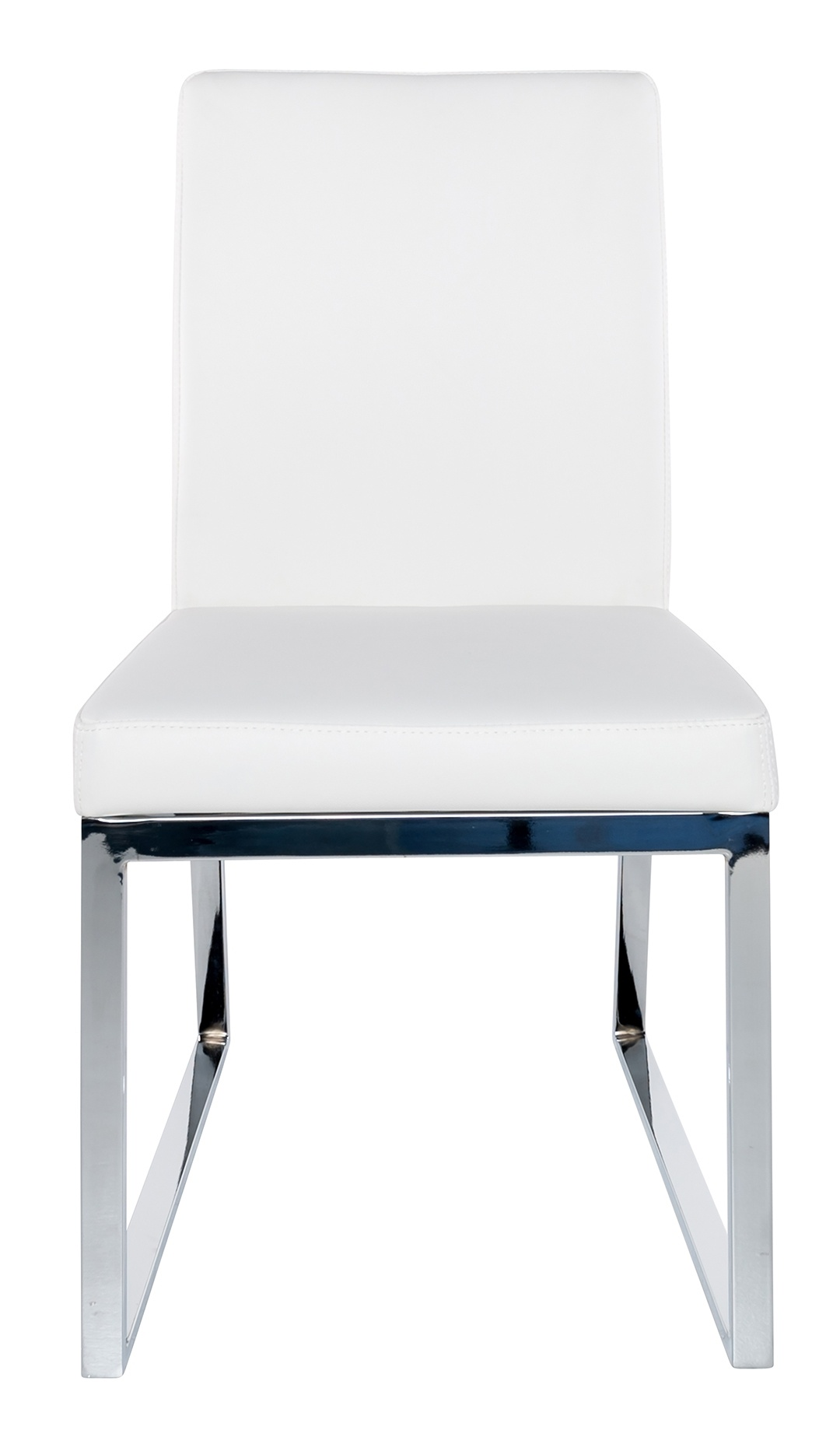 Miraculous Niero Armless Chair White Caraccident5 Cool Chair Designs And Ideas Caraccident5Info